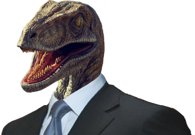 The first dapper Raptor in GQ